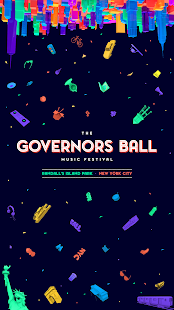 Governors Ball Music Festival- screenshot thumbnail