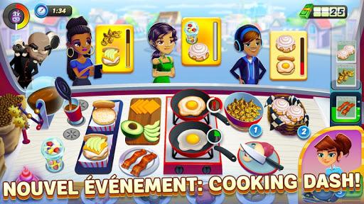 Diner DASH Adventures – a cooking game APK MOD – ressources Illimitées (Astuce) screenshots hack proof 1