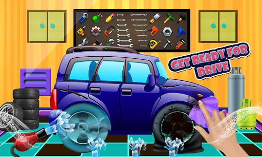 Multi Car Wash Service Station & Repair Shop 1.0 screenshots 5