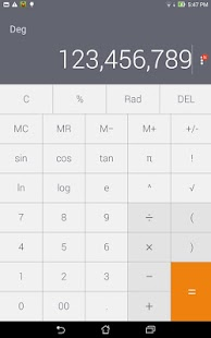 Calculator - unit converter- screenshot thumbnail