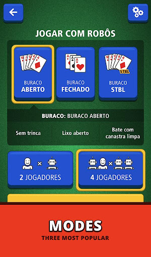 Buraco Canasta Jogatina: Card Games For Free apkpoly screenshots 21