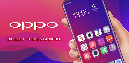 Launcher & Theme for OPPO FindX with HD wallpaper and beautiful Icons Free