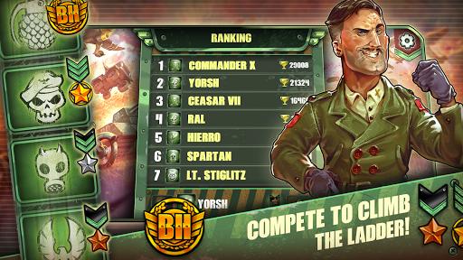 Blood & Honor: War, Strategy & Risk apkpoly screenshots 2