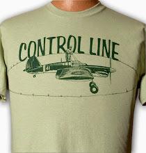 Photo: Tony Albence © 2013 Control Line t-shirt