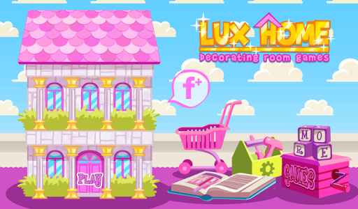 Lux Home Decorating Room Games