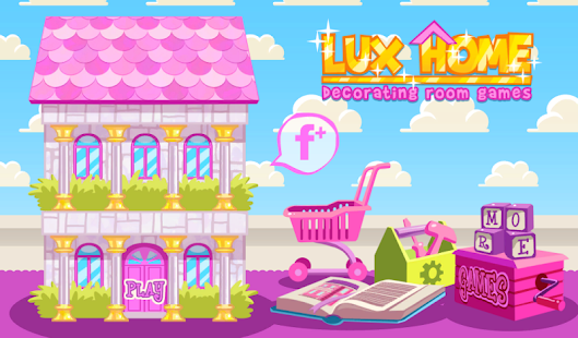 Lux Home Decorating Room Games Android Apps On Google Play