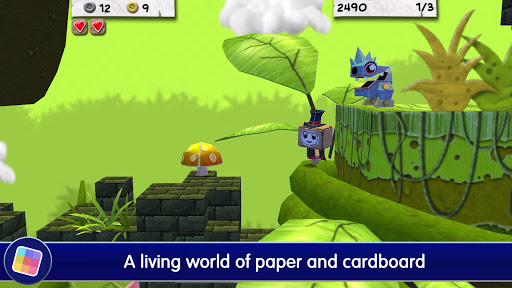 Paper Monsters - GameClub ss1