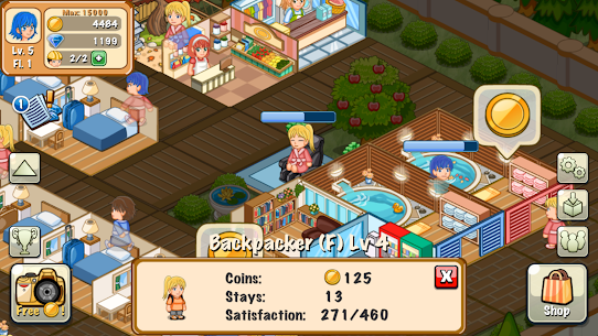Hotel Story: Resort Simulation MOD Apk 2.0.10 (Unlimited Money) 1