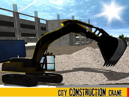 Sand Excavator Crane 1.1 screenshot 70021