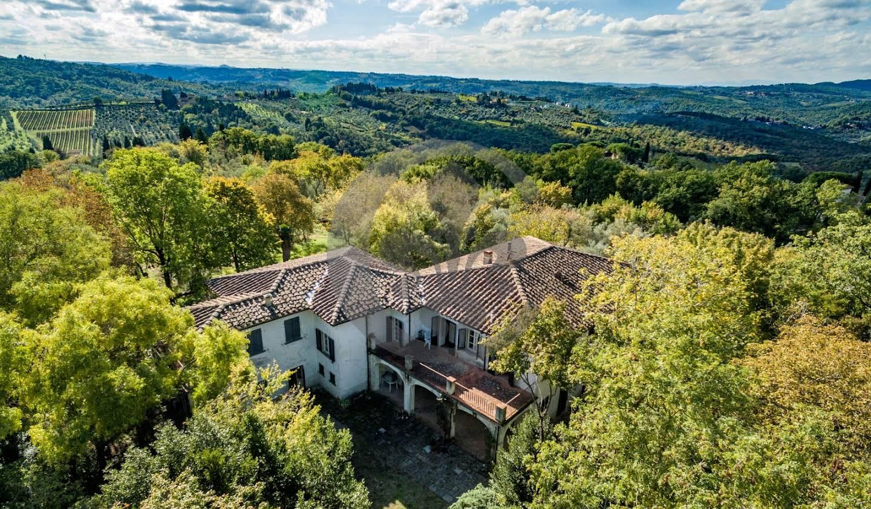 Villa avec jardin et terrasse Impruneta