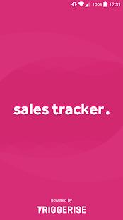 Sales Tracker - náhled