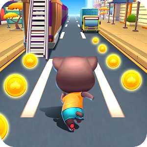 Cat Runner: Decorate Home v2.7.3 MOD many coins/diamonds