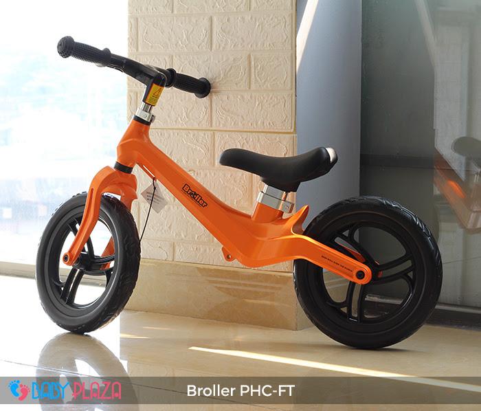 Xe thăng bằng cho bé Broller PHC-FT Bánh đặc ruột 2