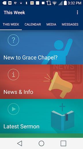 Grace Chapel Connect