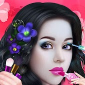Fairy Tale Dress up Salon game : Beauty Spa