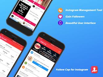 دانلود Unfollowers for Instagram, Follow Cop
