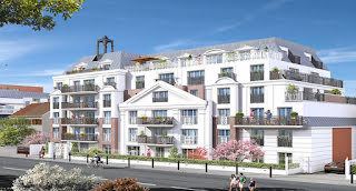 Appartement Le Blanc-Mesnil
