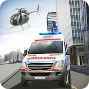 Ambulance & Helicopter SIM 2