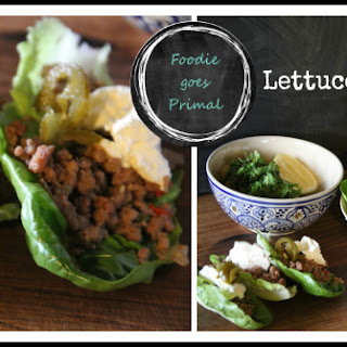 {Low Carb} Lettuce Tacos