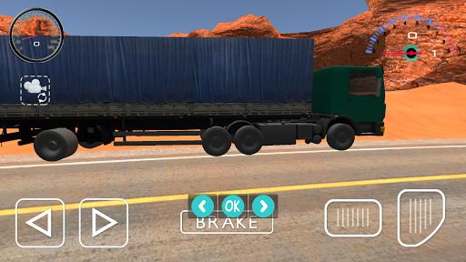 Truck Trailer Simulation 2015