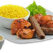 Kofta & Friday Chicken Platter