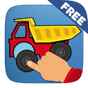 Kids Toddler Car Puzzle Game icon