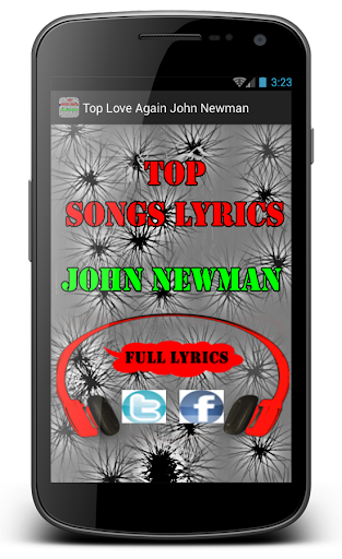 Top Love Again John Newman