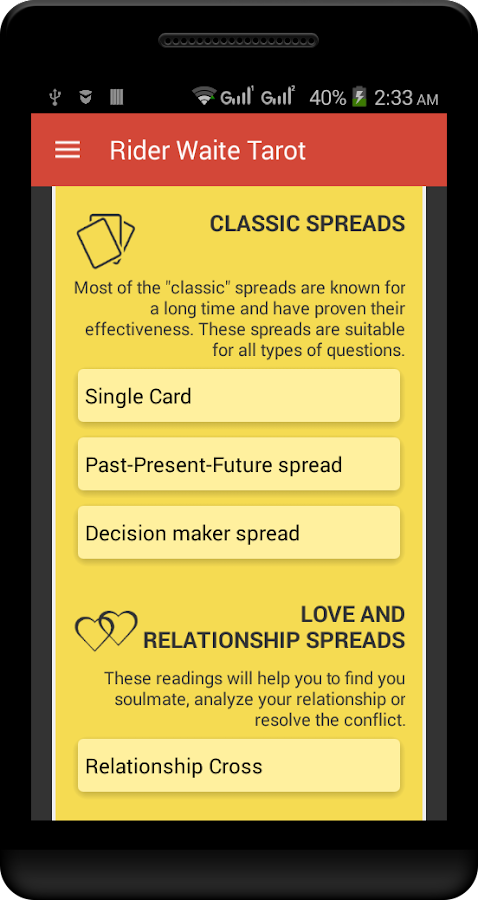 Classic Rider Waite Tarot Deck Android Apps On Google Play