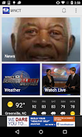 Screenshot of WNCT