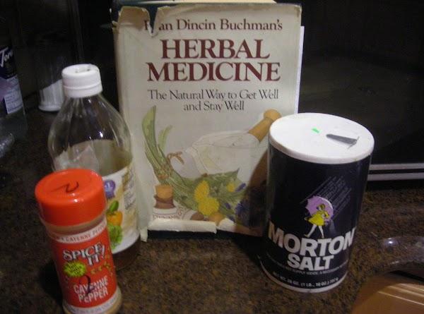 Anti-flu Preparation  (cold And Flu Aid) Recipe