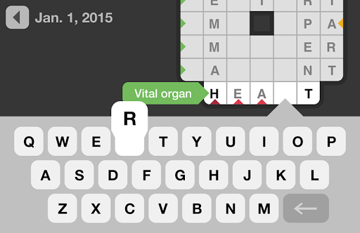 Daily Crosswords 1.5.0 Mod screenshots 3