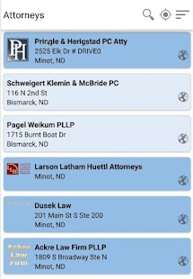 SRT Minot Phone Directory- screenshot thumbnail