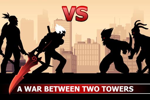 Shadow Fight Battle 1.0 screenshots 1