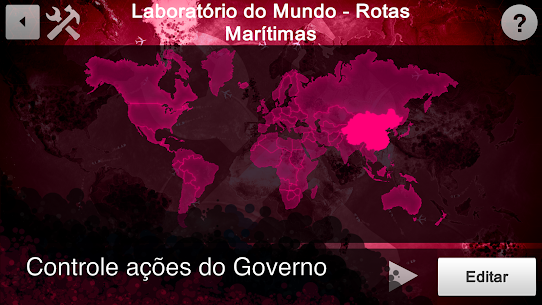 Plague Inc: Criador de Cenário 1.2.1 Mod Apk Download 5