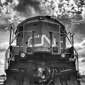 by Sean Michael - Transportation Trains