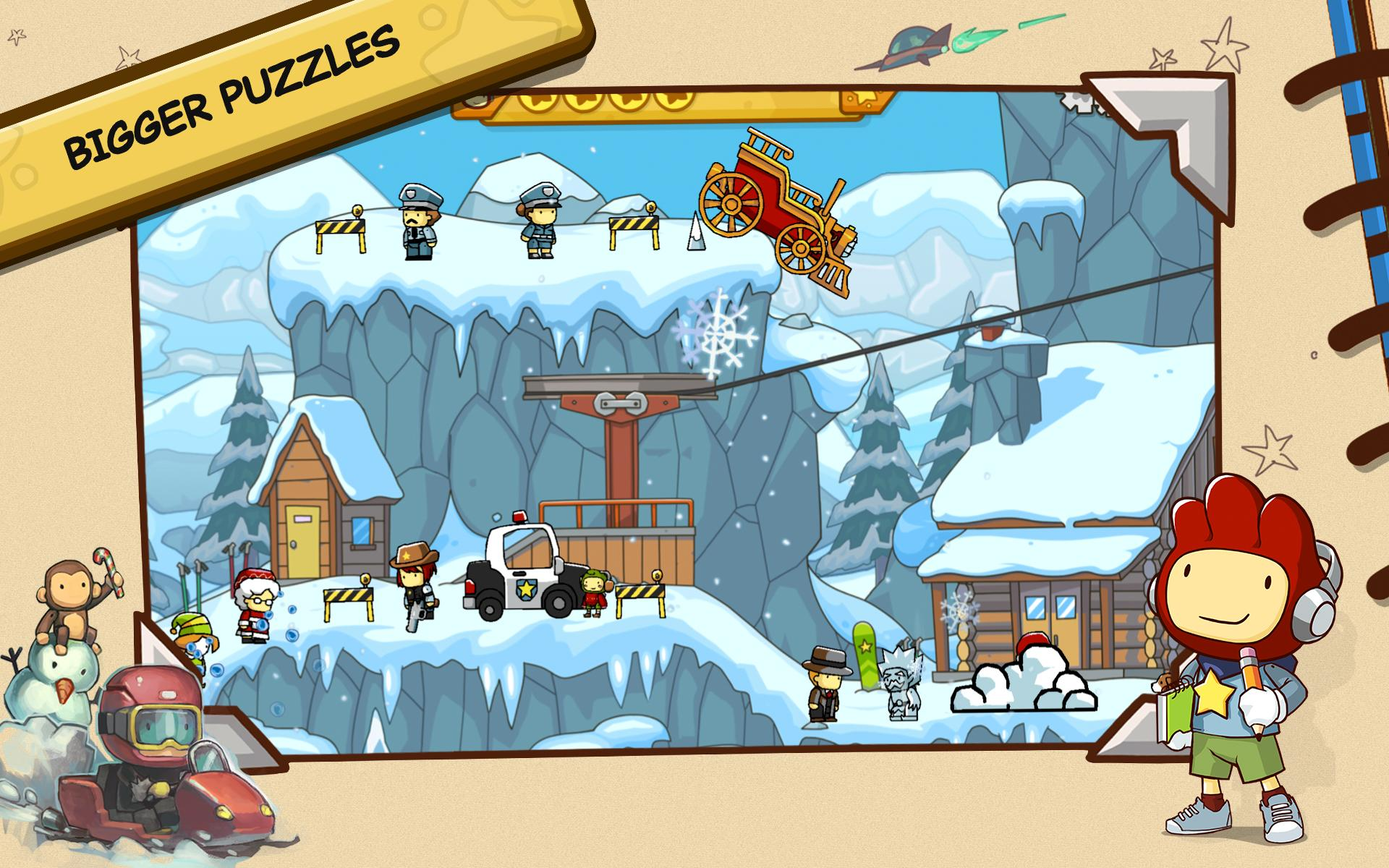 Scribblenauts Unlimited screenshot #18