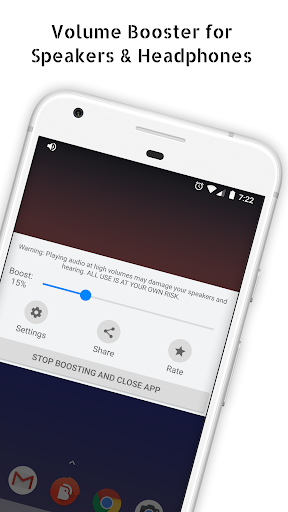 Speaker Boost: Volume Booster & Sound Amplifier 3D 3.0.29 Apk for Android 1