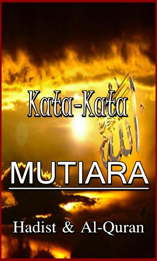 2021 Kata Mutiara Tentang Hadist Dan Al Quran Pc Android App Download Latest