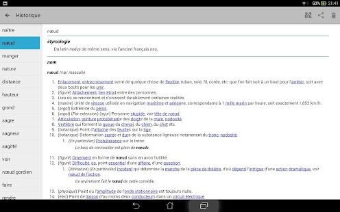 French Dictionary - Offline- screenshot thumbnail