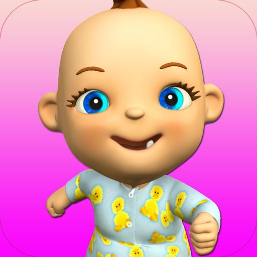 ベイビー·ラン - ジャンプスター 娛樂 App LOGO-APP試玩