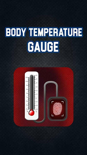 Body Temperature Checker Diary - Thermometer Fever 2.0 screenshots 1