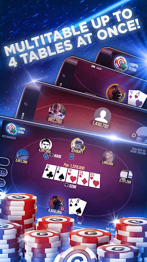 Poker Texas Holdem Live Pro  gameplay | by HackJr.Pw 4