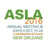 ASLA 2016 Annual Meeting