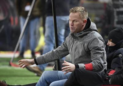 """Vrancken denkt dat er nog steken gaan vallen: """"Ik zie het doelpuntensaldo niet bepalend zijn"""""""