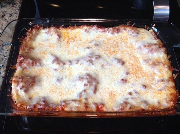 Top with remaining mozzarella and bake an additional 15 min, or until bubbly and...
