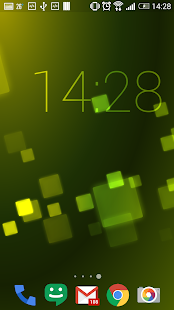 Music Visualizer LiveWallpaper Screenshot
