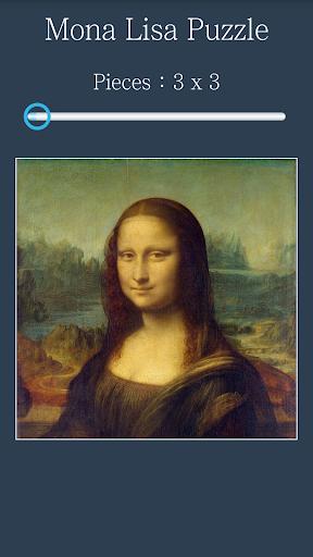 拼图游戏: 蒙娜丽莎
