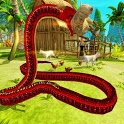 Wild Anaconda Animals Hunter 2020 icon