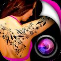 Tattoo Design Photo Editor App icon