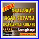 Shalawat Agar Usahanya Sukses Download on Windows